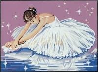 Royal Paris Tapestry/Needlepoint - Principle Dancer