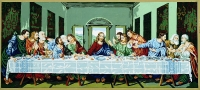 Royal Paris Tapestry/Needlepoint - The Last Supper