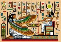 SEG de Paris Tapestry/Needlepoint – Egyptian Wall Art