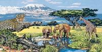 SEG de Paris Tapestry/Needlepoint – Kilimandjaro