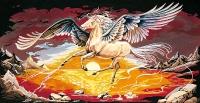 SEG de Paris Tapestry/Needlepoint – Pegasus (Pégase)