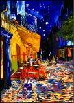 SEG de Paris Tapestry/Needlepoint – Terrace Cafe a. V. Van-Gogh