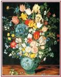 SEG de Paris Tapestry/Needlepoint – The Blue Vase
