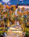 SEG de Paris Tapestry/Needlepoint – The Garden of Monet