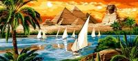 SEG de Paris Tapestry/Needlepoint – The Long Nile