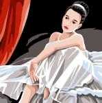 SEG de Paris Tapestry/Needlepoint Canvas – Ballet Dancer