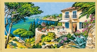 SEG de Paris Tapestry/Needlepoint Canvas – Sea Veiw