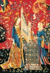 SEG de Paris Tapestry/Needlepoint Canvas – The Lady and the Unicorn (La dame ā la Licorne)