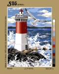SEG de Paris Tapestry/Needlepoint Canvas – The Lighthouse