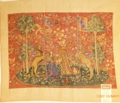 Tramme Tapestry/Needlepoint Kit – Large Cluny Design - Wall Hanging or Picture