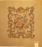 Tramme Tapestry/Needlepoint Kit – Large Traditional Fire Screen.