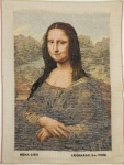 Tramme Tapestry/Needlepoint Kit – Mona Lisa design suitable for Fire screen or Picture