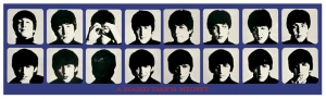 A Hard Day's Night Print