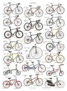 Bicycle Chart