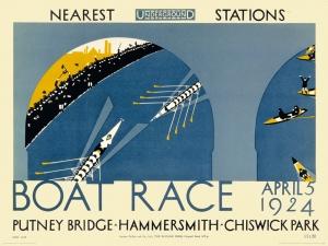 Boat Race - Print