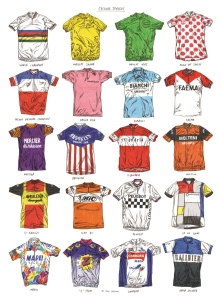 Cycling Jerseys - Print