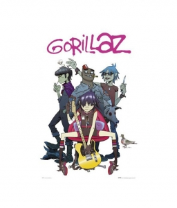 Gorillaz - Swift Pigeon