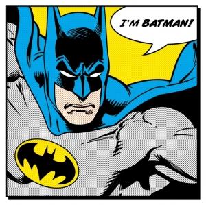 I'm Batman ! - Print