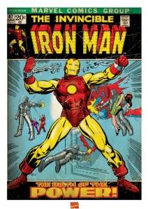 Iron Man - Print