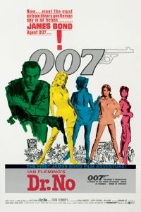 James Bond - 'Dr No' Poster