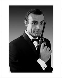 James Bond - Print
