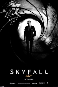 James Bond - Skyfall Poster