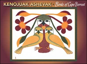 Kenojuak Ashevak: Boxed Notecards