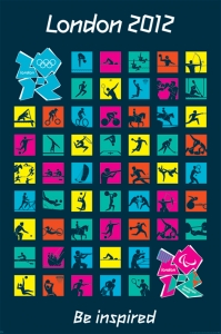 London 2012 - Be Inspired