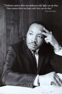 Martin Luther King Jr - Poster