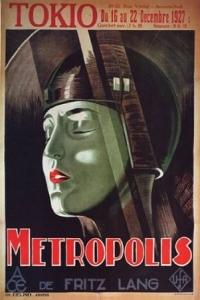 Metropolis-Fritz Lang