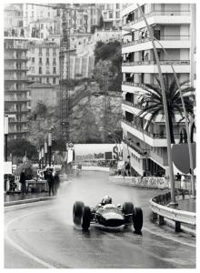 Monaco Grand Prix - Print