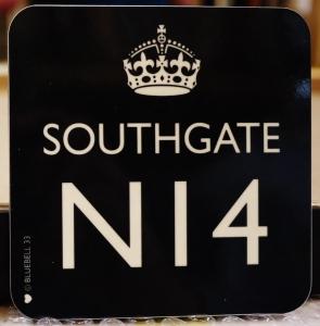 N14 Southgate Coaster
