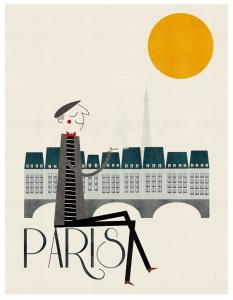 Paris - Print