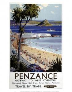 Penzance - Print