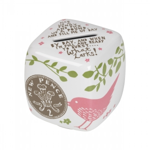Rob Ryan - Ceramic Money Box