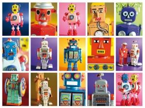 Robot Metropolis - Print