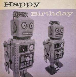 Birthday Robots