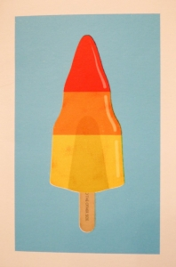 Rocket - Card