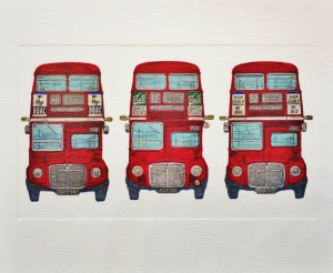 Routemasters - Card