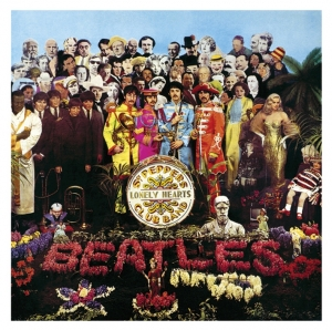 Sgt. Pepper's Lonely Hearts Club Band - Print