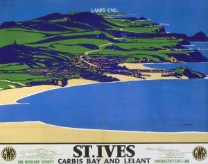St. Ives - Print