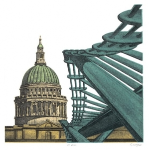 St Paul's Cathedral - Print