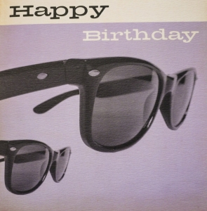 Sunglasses - Card