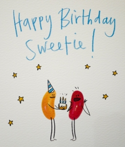 Sweetie - Card