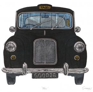 Taxi - Print
