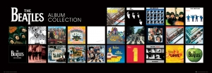 The Beatles Album Collection - Print