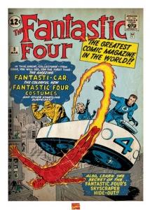 The Fantastic Four - Print