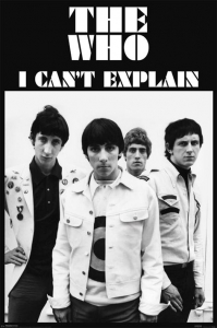 The Who - I Can't Explain  Poster