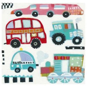 Traffic Jam - Anne Davies Print