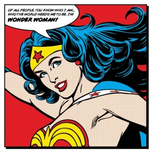 Wonder Woman - Print